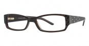 Adrienne Vittandini AV1072 Eyeglasses Eyeglasses - Brown