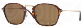 Persol PO3047S Sunglasses Sunglasses - 24/57 Havana / Crystal Brown Polarized