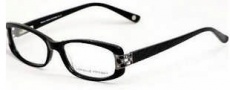Adrienne Vittadini AV1074 Eyeglasses Eyeglasses - Black
