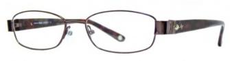 Adrienne Vittandini AV1076 Eyeglasses Eyeglasses - Purple