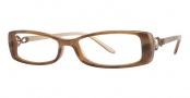 Adrienne Vittadini AV1082 Eyeglasses Eyeglasses - BRN Brown