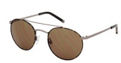Kenneth Cole New York KC7096 Sunglasses Sunglasses - 20E Grey / Brown