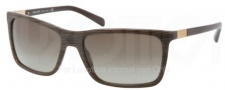 Prada PR 16OS Sunglasses Sunglasses - JAB4M1 Green Wood / Green Gradient