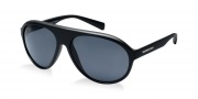 Dolce & Gabbana DG6080 Sunglasses Sunglasses - 193481 Matte Black / Polarized Gray Lens
