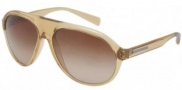 Dolce & Gabbana DG6080 Sunglasses Sunglasses - 777/13 Sand / Brown Gradient Lens
