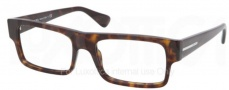 Prada PR 24PV Eyeglasses Eyeglasses - 2AU101 Havana