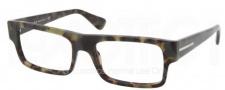 Prada PR 24PV Eyeglasses Eyeglasses - LAB101 Green Havana