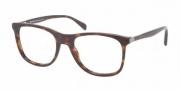 Prada PR 13PV Eyeglasses Eyeglasses - 2AU101 Havana