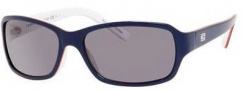 Tommy Hilfiger T_hilfiger 1148/S Sunglasses Sunglasses - 0UNK Blue / Red / White / Gray Lens