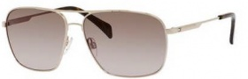 Tommy Hilfiger T_hilfiger 1151/S Sunglasses Sunglasses - 03YG Light Gold / Brown Gradient Lens