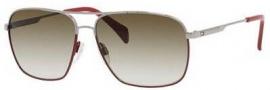Tommy Hilfiger T_hilfiger 1151/S Sunglasses Sunglasses - 0PH2 Ruthenium / Burgundy / Brown Gray Gradient Lens
