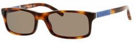 Tommy Hilfiger T_hilfiger 1160/S Sunglasses Sunglasses - 005L Havana / Brown Lens