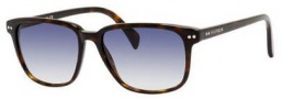Tommy Hilfiger T_hilfiger 1197/S Sunglasses Sunglasses - 0086 Dark Havana / Dark Blue Gradient Lens