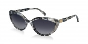 Dolce & Gabbana DG4194 Sunglasses Sunglasses - 2732T3 Marble Gray Silver / Polarized Gray Gradient Lens