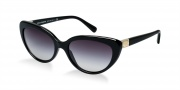 Dolce & Gabbana DG4194 Sunglasses Sunglasses - 501/8G Black / Gray Gradient Lens