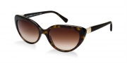 Dolce & Gabbana DG4194 Sunglasses Sunglasses - 502/13 Havana / Brown Gradient Lens