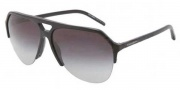 Dolce & Gabbana DG4178 Sunglasses Sunglasses - 501/8G Black / Gray Gradient Lens