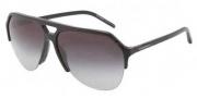 Dolce & Gabbana DG4178 Sunglasses Sunglasses - 501/8G Black / Gray Gradient Lens