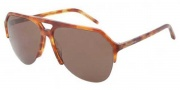 Dolce & Gabbana DG4178 Sunglasses Sunglasses - 706/73 Red Havana / Brown Lens