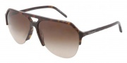 Dolce & Gabbana DG4178 Sunglasses Sunglasses - 502/13 Havana / Brown Gradient Lens