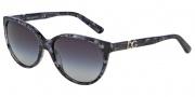 Dolce & Gabbana DG4171P Sunglasses Sunglasses - 26548G Gray Marble / Gray Gradient Lens
