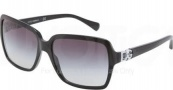 Dolce & Gabbana DG4164P Sunglasses Sunglasses - 501/8G Black / Gray Gradient Lens