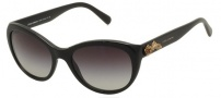 Dolce & Gabbana DG4160 Sunglasses Sunglasses - 501/8G Black / Gray Gradient Lens