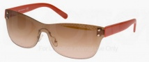 Tory Burch TY7061 Sunglasses Sunglasses - 114913 Orange / Brown Gradient