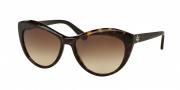 Tory Burch TY7055 Sunglasses Sunglasses - 510/13 Tortoise / Brown Gradient