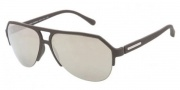 Dolce & Gabbana DG2130 Sunglasses Sunglasses - 11816G Grey / Mirror Gold Lens