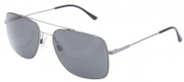 Dolce & Gabbana DG2128 Sunglasses Sunglasses - 04/87 Gunmetal / Grey Lens