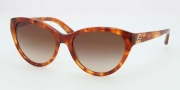 Tory Burch TY7045 Sunglasses Sunglasses - 503/13 Honey Tortoise / Brown Gradient