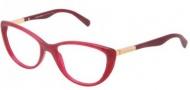 Dolce & Gabbana DG3155 Eyeglasses Eyeglasses - 2702 Matte Opal Burgundy / Demo Lens