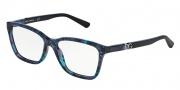 Dolce & Gabbana DG3153P Eyeglasses Eyeglasses - 2689 Blue Marble