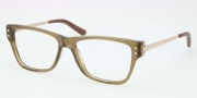 Tory Burch TY2036 Eyeglasses Eyeglasses - 666 Olive (green)