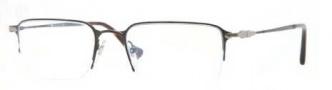 Persol PO2427V Eyeglasses Eyeglasses - 1055 Black