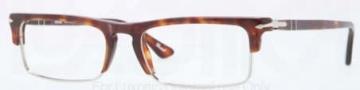 Persol PO3049V Eyeglasses Eyeglasses - 24 Havana