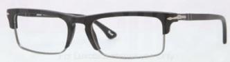 Persol PO3049V Eyeglasses Eyeglasses - 900 Black