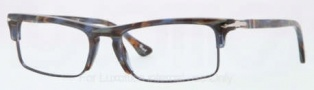 Persol PO3049V Eyeglasses Eyeglasses - 944 Striped Blue