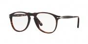 Persol PO9649V Eyeglasses Eyeglasses - 24 Havana