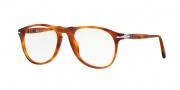 Persol PO9649V Eyeglasses Eyeglasses - 96 Light Havana