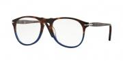 Persol PO9649V Eyeglasses Eyeglasses - 1022 Terra e Oceano Havana