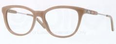 Burberry BE2145 Eyeglasses Eyeglasses - 3423 Top Transparent Brown