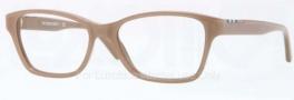 Burberry BE2144 Eyeglasses Eyeglasses - 3423 Top Transparent Brown