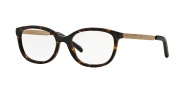 Burberry BE2148Q Eyeglasses Eyeglasses - 3002 Dark Havana