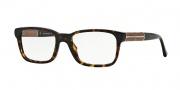 Burberry BE2149 Eyeglasses Eyeglasses - 3002 Dark Havana
