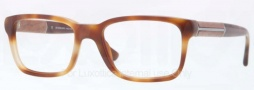 Burberry BE2149 Eyeglasses Eyeglasses - 3420 Brown Havana