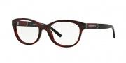 Burberry BE2151 Eyeglasses Eyeglasses - 3322 Red Havana
