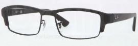 Ray Ban RX7016 Eyeglasses Eyeglasses - 5196 Matte Black