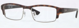 Ray Ban RX7016 Eyeglasses Eyeglasses - 5200 Matte Havana